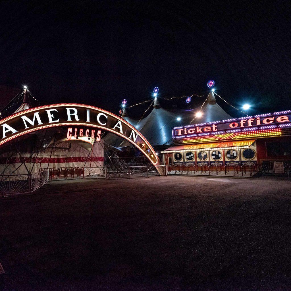 Servizio Fotografico professionale circo